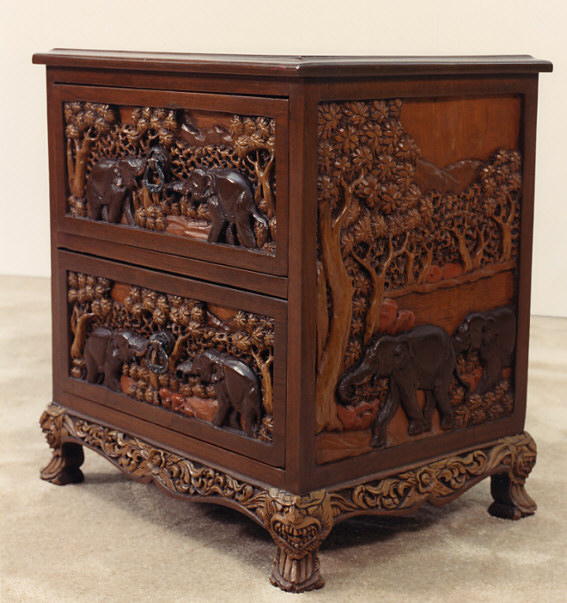 Hand Carved Bedroom Furniture : Hand Carved Vietnamese Furniture Pictures