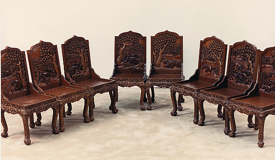 Charmant Hand Carved Vietnamese Furniture