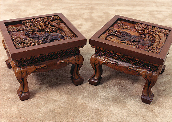 Ordinaire Hand Carved Vietnamese Furniture Living Room Set